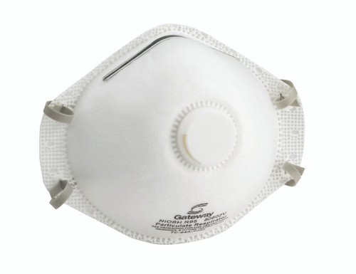 Gateway Safety TruAir R95 Vented Particulate Respirator