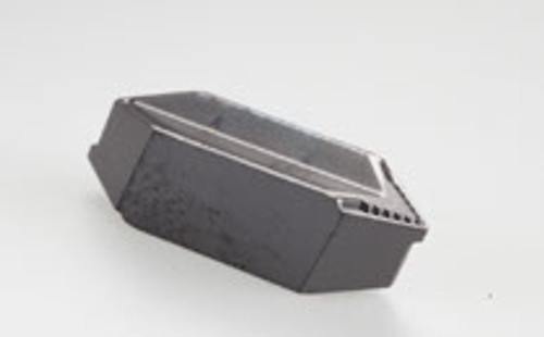 Iscar TIP 4MT-0.15 IC908, Threading Insert, Insert Style TIP, Insert Size 4 -0.15, Chipbreaker Type MT, Type Precision Ground, External, Double-Ended, Coating TiAlN, Width 0.157, Pitch 1.25, TPI 20, Thread Style Partial Profile, Entering Angle 60 EDP