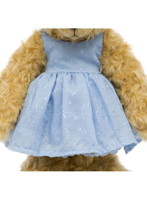 Sandy Blue Dress