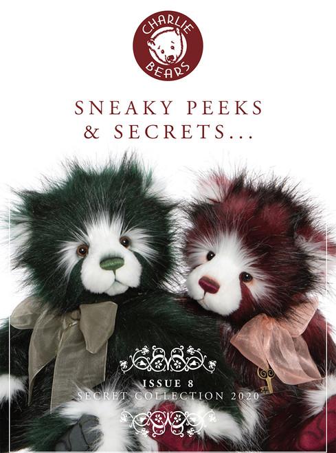Sneaky Peeks & Secrets Issue 8