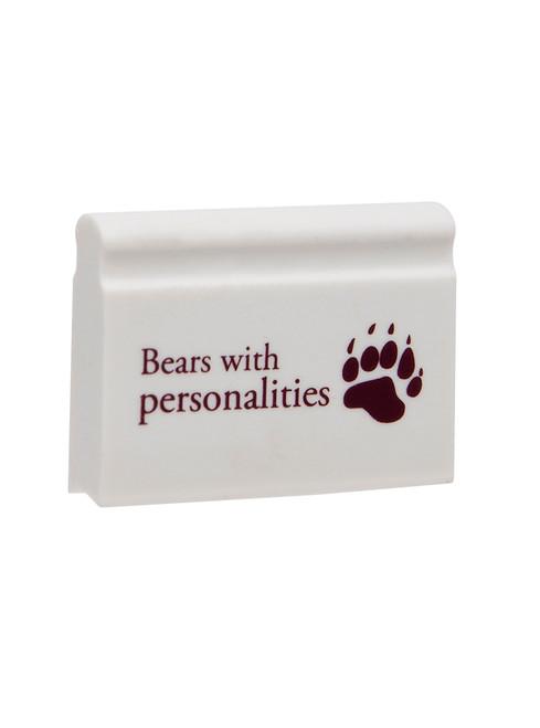 Charlie Bears Book Eraser