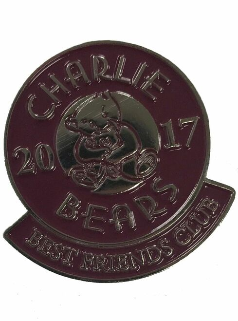 Pin Badge 2017