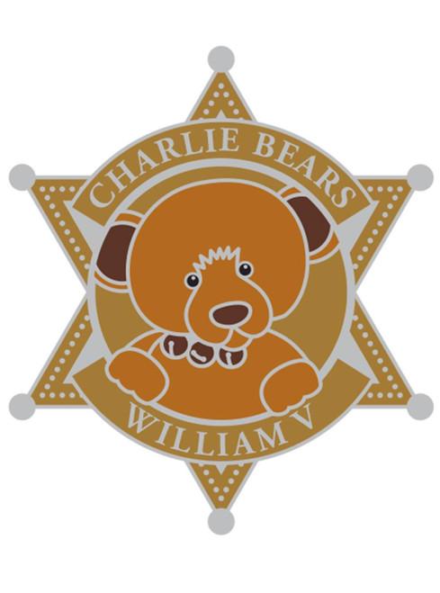Pin Badge William V