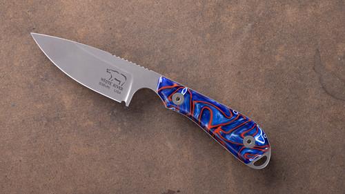 Custom M1 - Kirinite Patriot Handle
