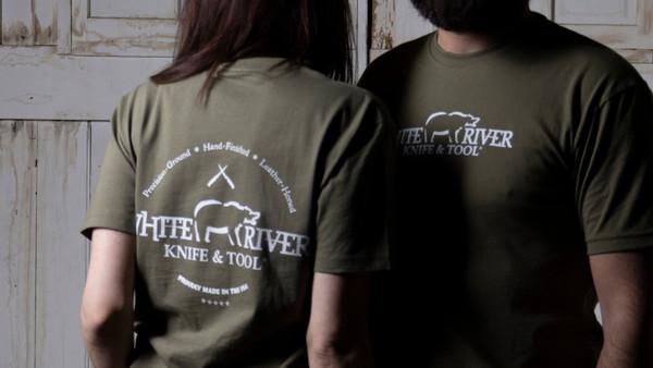 White River T Shirt