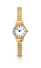 Gold Plated Ladies Watch - SK4474
