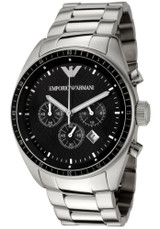 Emporio Sportivo Men's Stainless Steel Strap Watch - AR0585