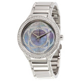 Stainless Steel Kerry Mother of Pearl Watch - MK3480