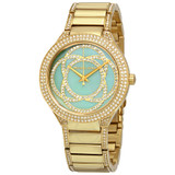 Gold Toned Kerry Mother of Pearl Watch - MK3481