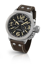 Canteen Leather Watch - CS34