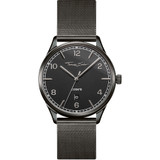 Code All Black Mesh Watch - WA0342-202-203-40 mm
