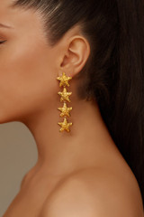 Nerida Earrings - nerida-earrings-starfish-gold