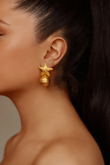 Alessandra Earrings - alessandra-earrings-starfish-gold