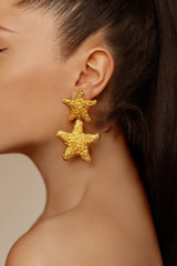 Carlotta Earrings - carlotta-earrings-starfish-gold
