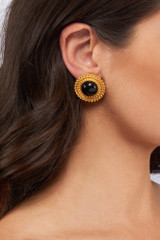 Adela Earrings - adela-earrings-black-onyx-gold