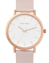 TONY+WILL Classic Rose/White/Pink - TWT000D_R_W_Pink