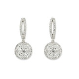 Atom Earrings - 10100540