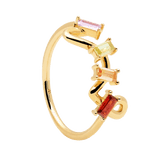 Zaza Gold Ring - AN01-142