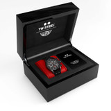 Donkervoort Limited Edition 300 45mm Black Leather - TW983