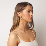 Audrey Necklace - The Golden Circle Jewellery