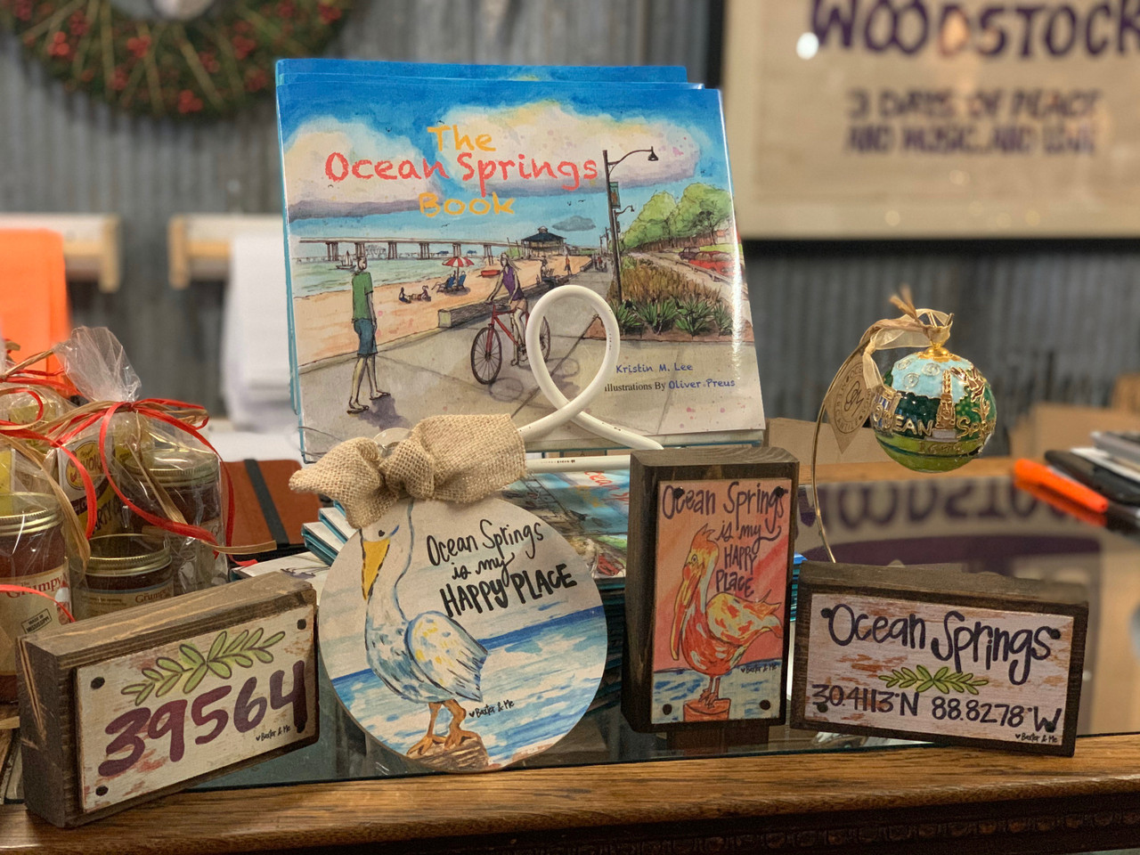 Ocean Springs goodies