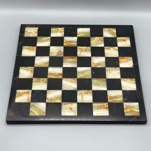 Vintage Marble Chess Board