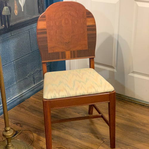 Art Deco Chair (Max Bennett Furniture Co)