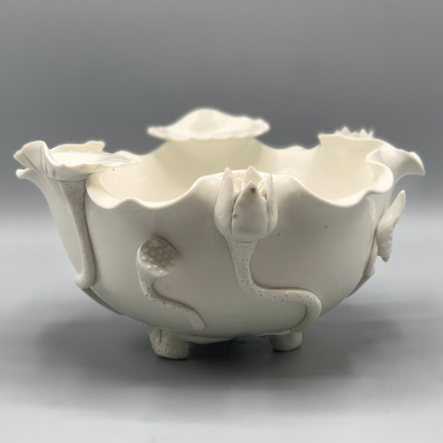 Blanc de Chine Porcelain Bowl