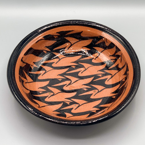 Pelican Pottery Bowl