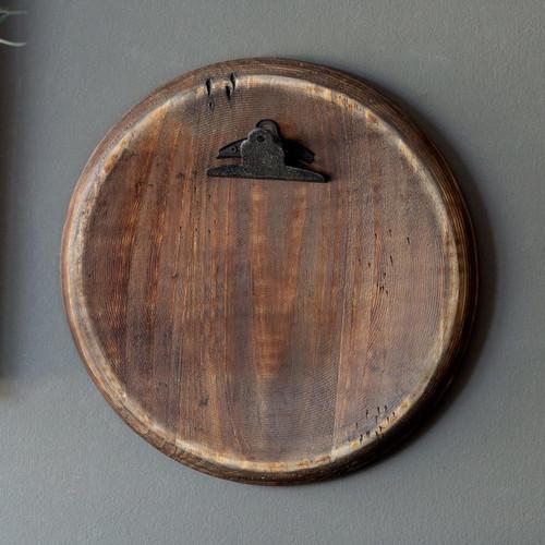 Barrel Top Hangin Photo Holder, Large