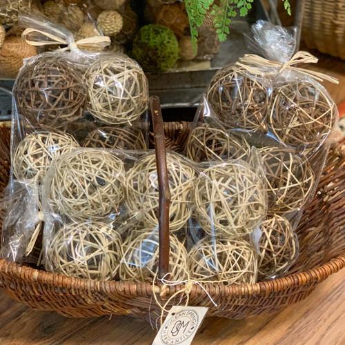 Decorative Natural Balls