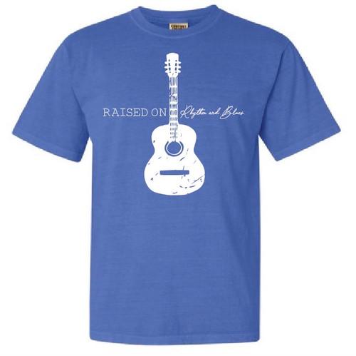 Rhythm & Blues Guitar Tee