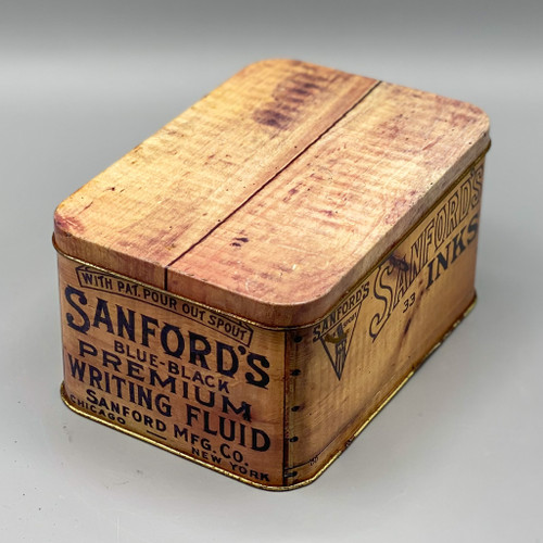 Sanford's Inks Vintage Tin