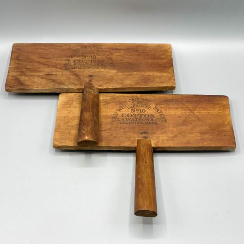 Antique Cotton Combs (No. 10)