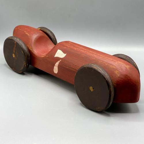 Wolf Creek Wooden Race Car Toy