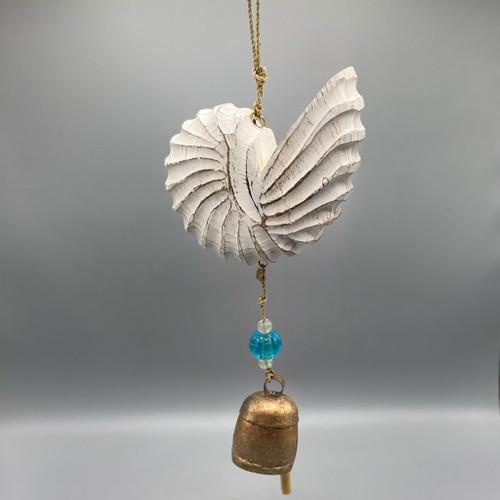 Nana Chimes - Large Wooden Shell