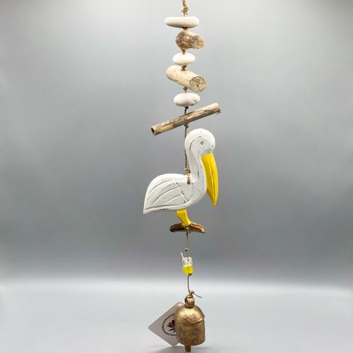 Nana Chimes - Wood Pelican