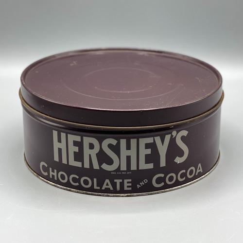 Hershey's Chocolate & Cocoa Tin