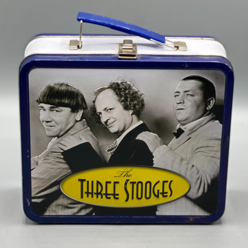 The Three Stooges Tin Lunchbox