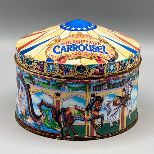 Hersheypark Carousel, Hershey's Hometown Series, Canister #13