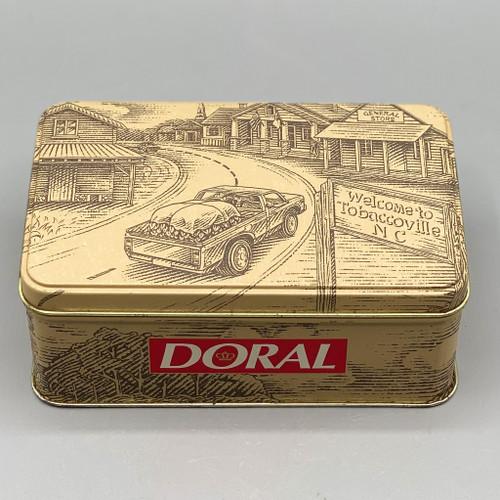 Doral Cigarettes Container1996