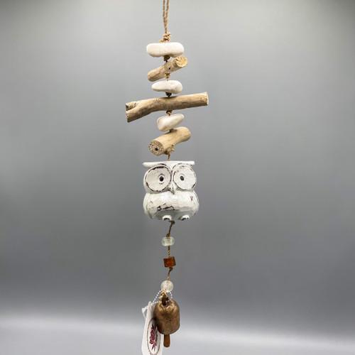 Nana Chimes - Driftwood Night Owl