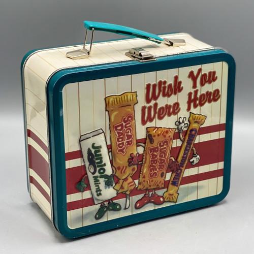 Sugar Daddy, Sugar Babies, Junior Mints Lunch Box Tin