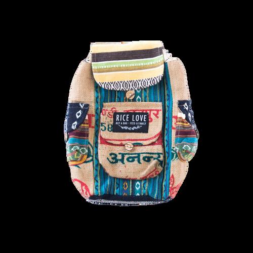 Goa Mini Recycled Backpack