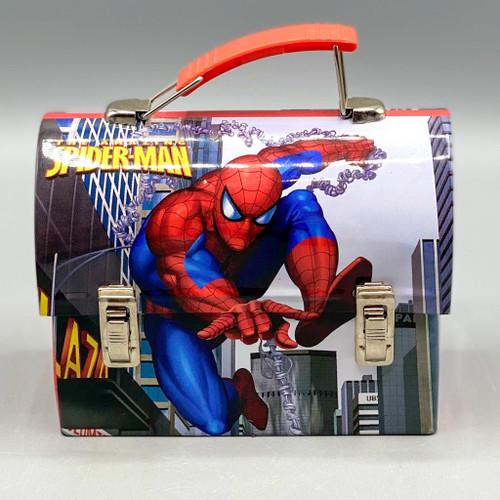 Spider-Man Tin Box