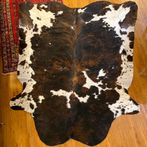 XL Columbian Tricolor Cow Hide