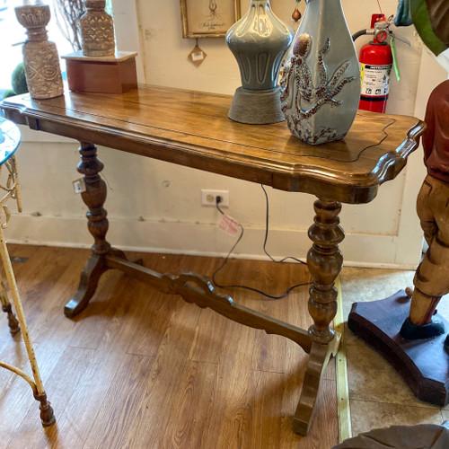Vintage Entry / Sofa Table