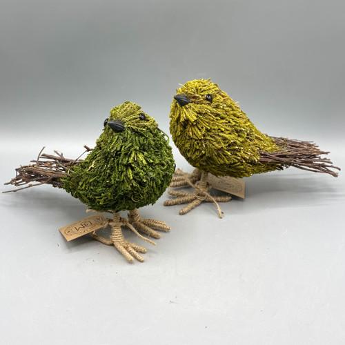 Moss & Twig Bird