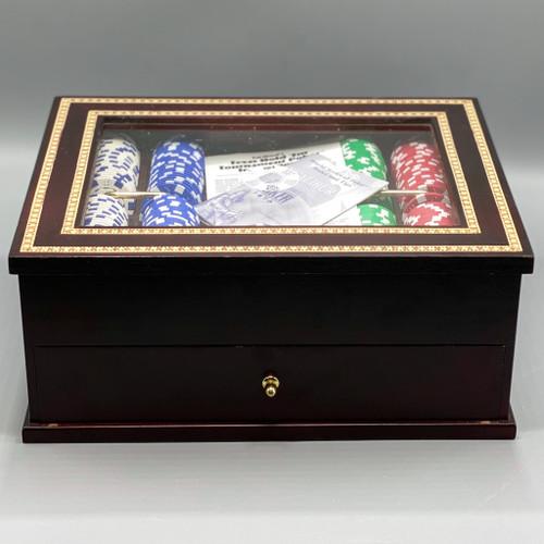 Texas Hold 'Em Tournament Poker Set