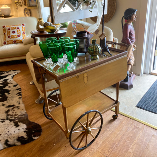 1940's Tea / Bar Cart
